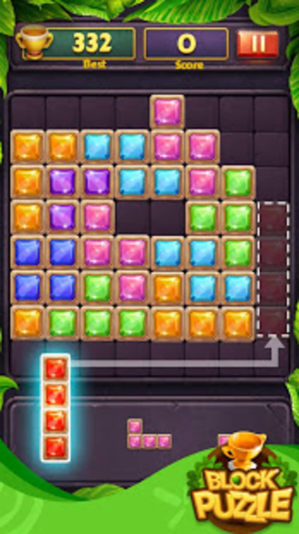 Block Puzzle Jewel Apk Pour Android - Télécharger pour Puzzles Gratuits Sans Téléchargement