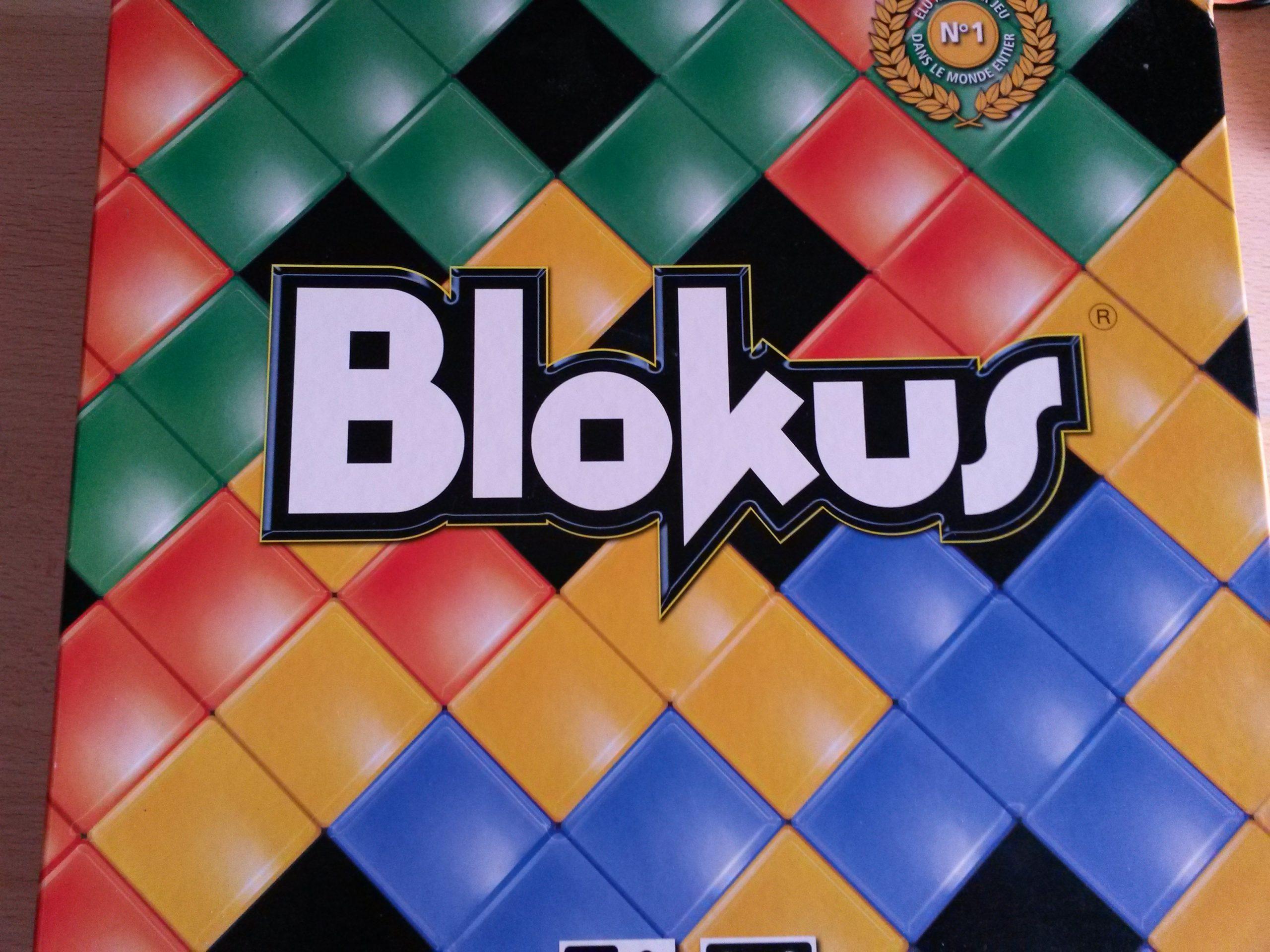 Blokus, Un Jeu De Logique Et De Stratégie Dès 5 Ans destiné Jeux De Intelligence De Fille