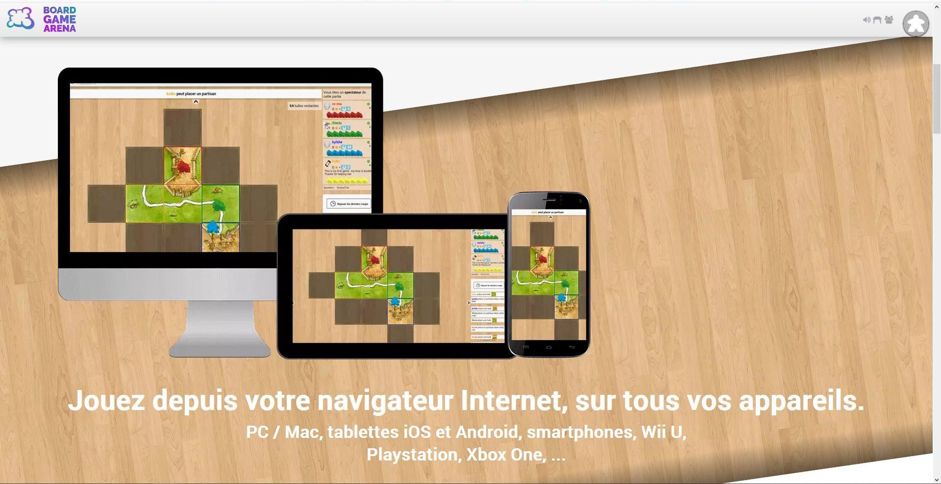 Board Game Arena | Présentation Jeu De Société Pour Confinement intérieur Jeux De Grand Gratuit
