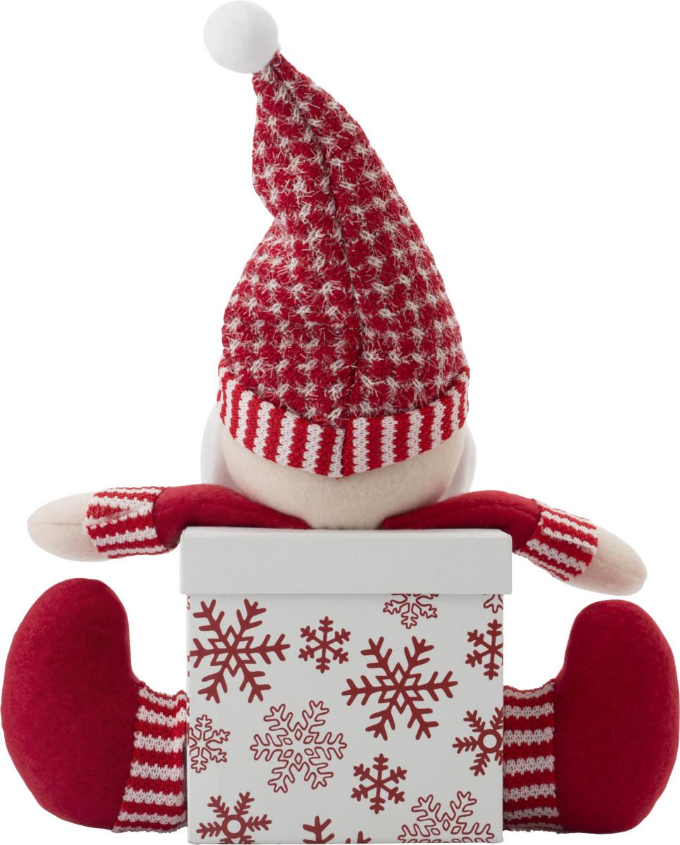 Boîte Cadeau De Noël Imprimé Avec Logo | Van Helden Objets intérieur Boite De Noel A Imprimer