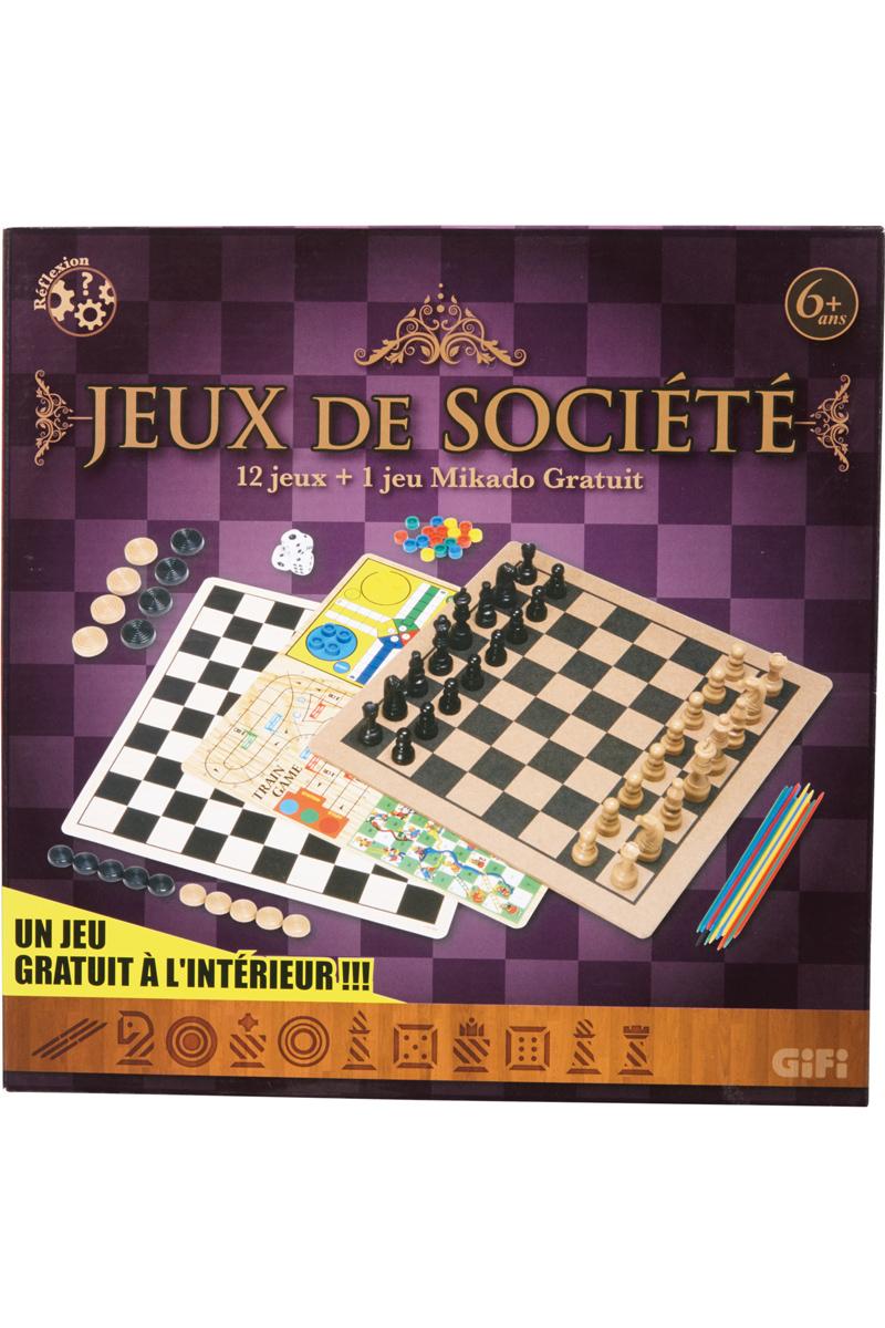 Boite De Jeux + Micado Gratuit , 12 Jeux Tati.fr dedans Jeux Societe Gratuit