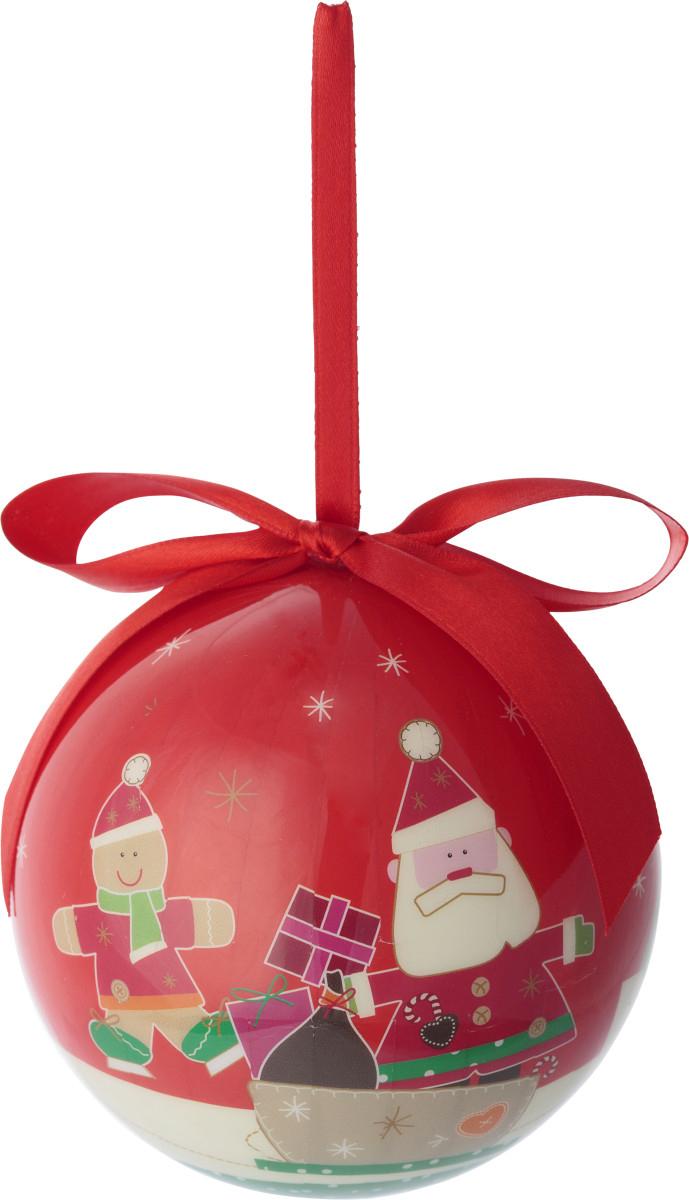 Boîte Musicale Avec Boule De Noël Imprimé Avec Logo | Van tout Boite De Noel A Imprimer