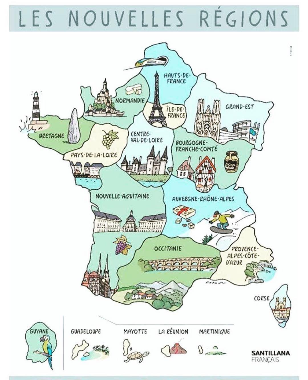 """Boîteaufle #le🌐en🇫🇷 On Instagram: """"Les Nouvelles Régions avec Les Nouvelles Regions"""