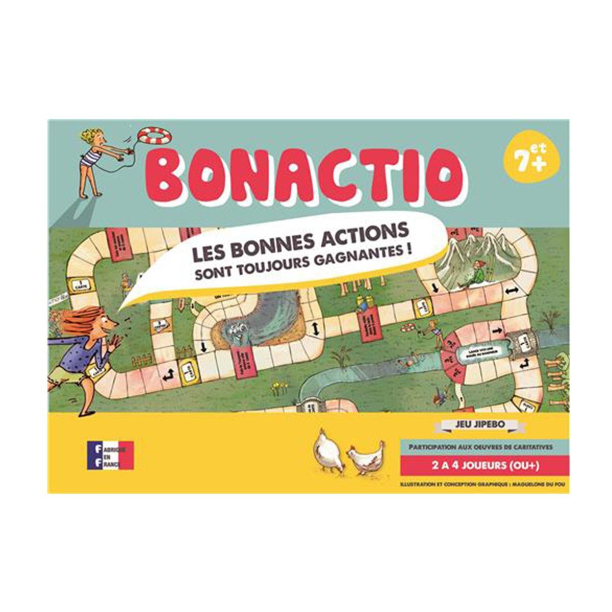 Bonactio Le Jeux Éducatif Par Les Bonnes Actions tout Les Jeux Educatif