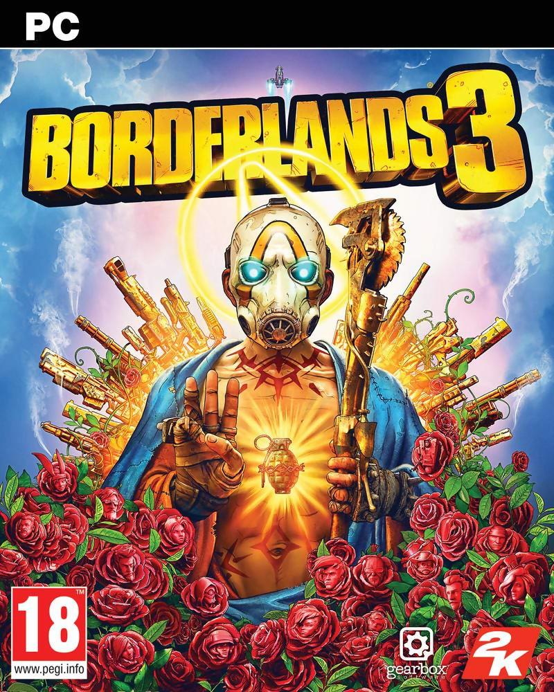 Borderlands 3 : La Suite Canonique Qu'on Attendait Tous encequiconcerne Jeux 3 À La Suite
