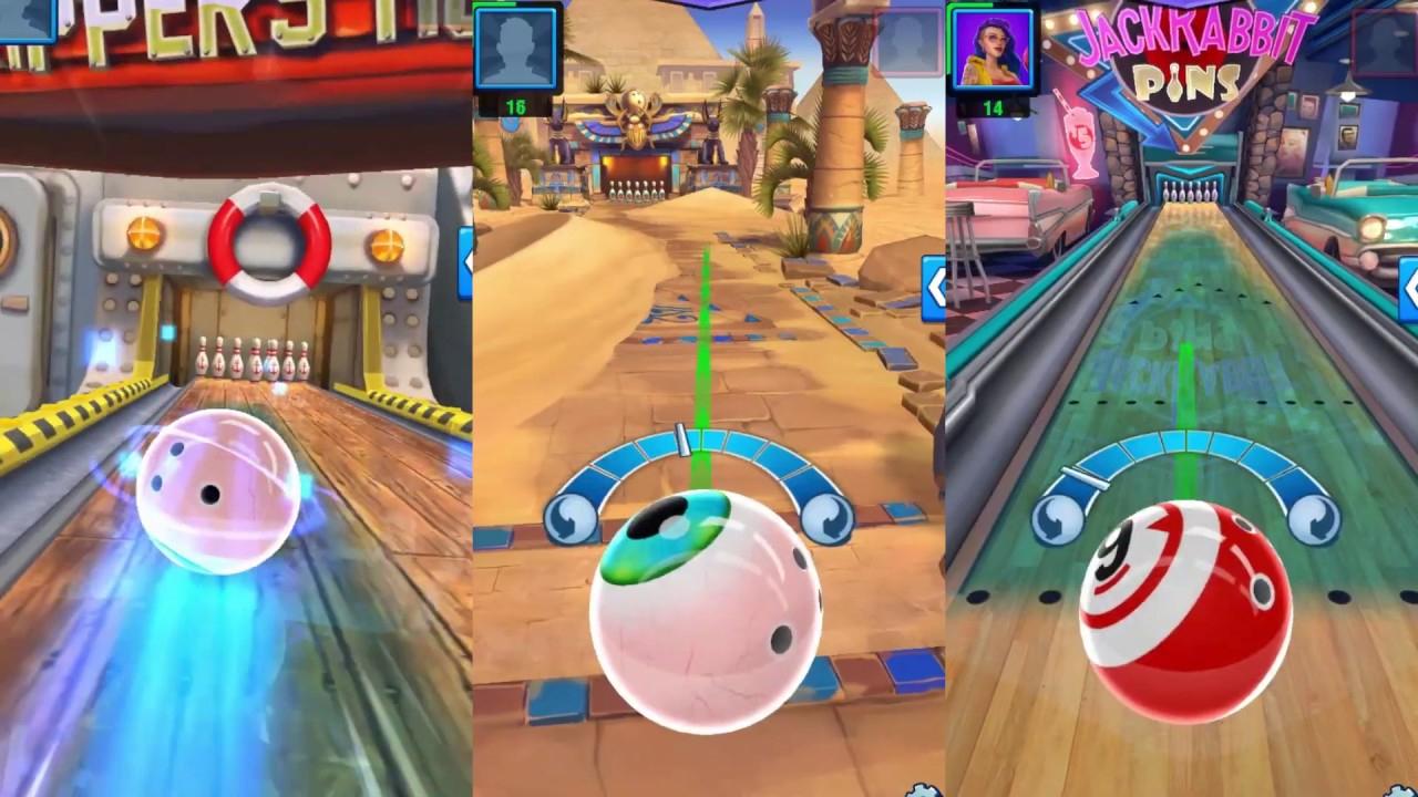 Bowling Crew : Du Bowling Déjanté En Ligne Sur L'app Store intérieur Jeux Gratuits De Bowling