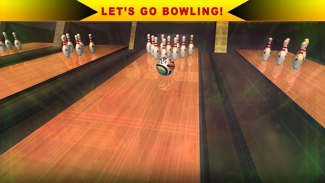 Bowling Masters Clash 3D Jeu De Défi Pour Android avec Jeux De Bouligue