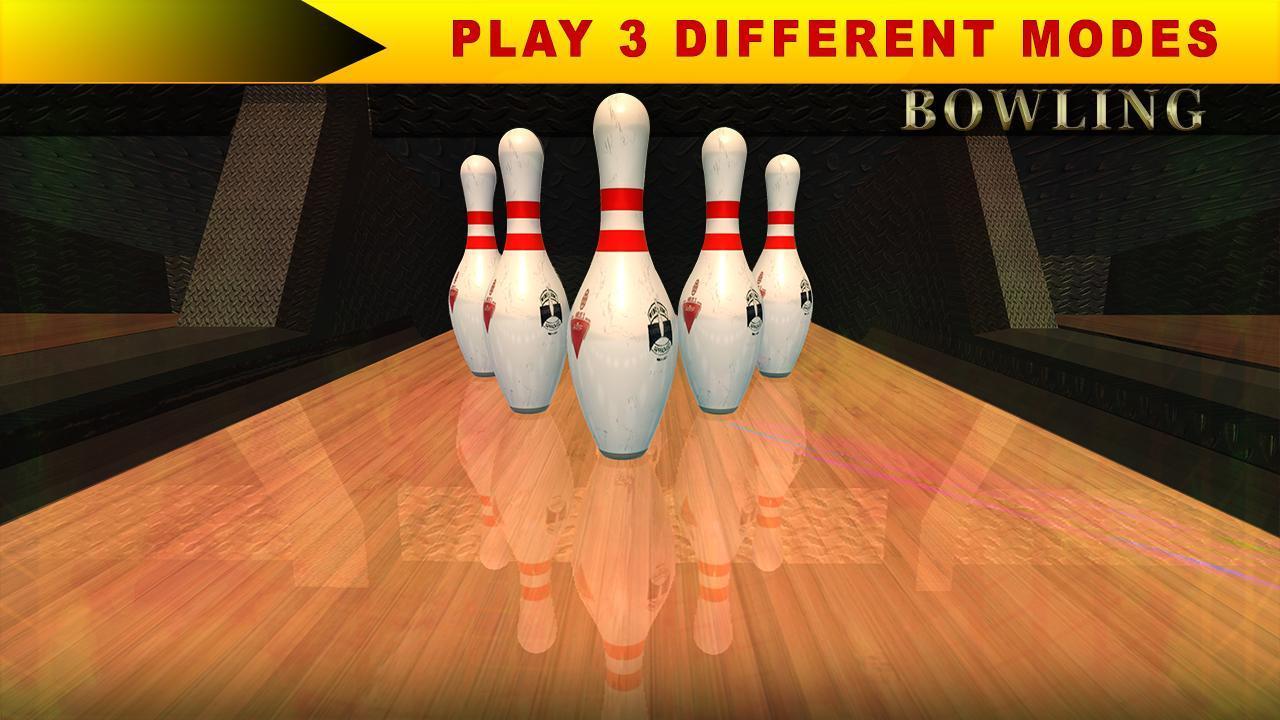 Bowling Masters Clash 3D Jeu De Défi Pour Android dedans Jeux De Bouligue