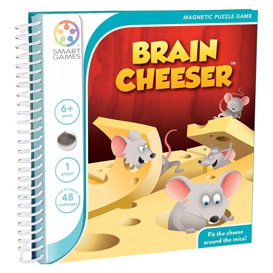 Brain Cheeser - Smartgames intérieur Jeux Intelligents Pour Enfants