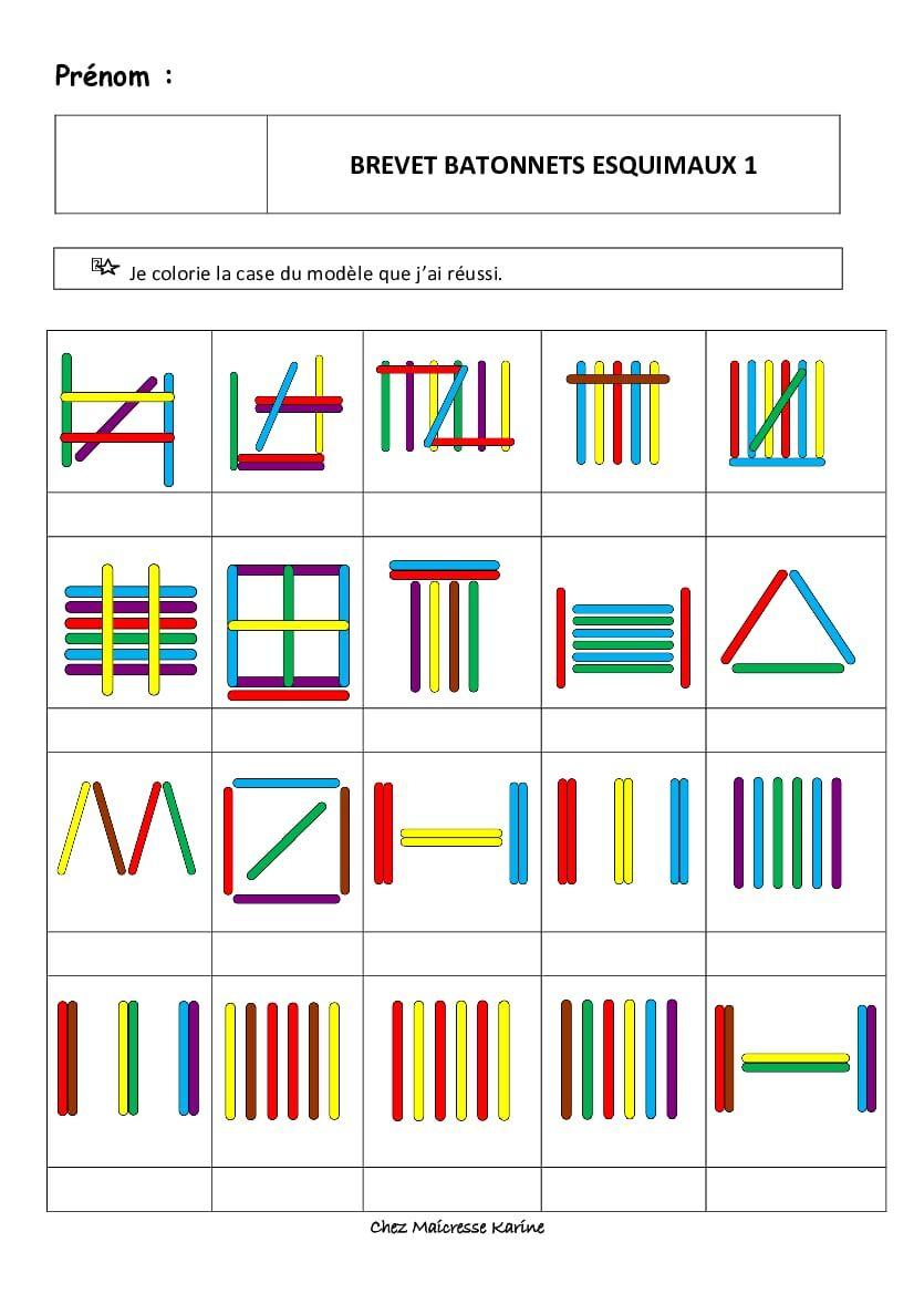 Brevet Tangram Niveau3.pdf - Onedrive | Ideias De Atividades pour Dessin Tangram