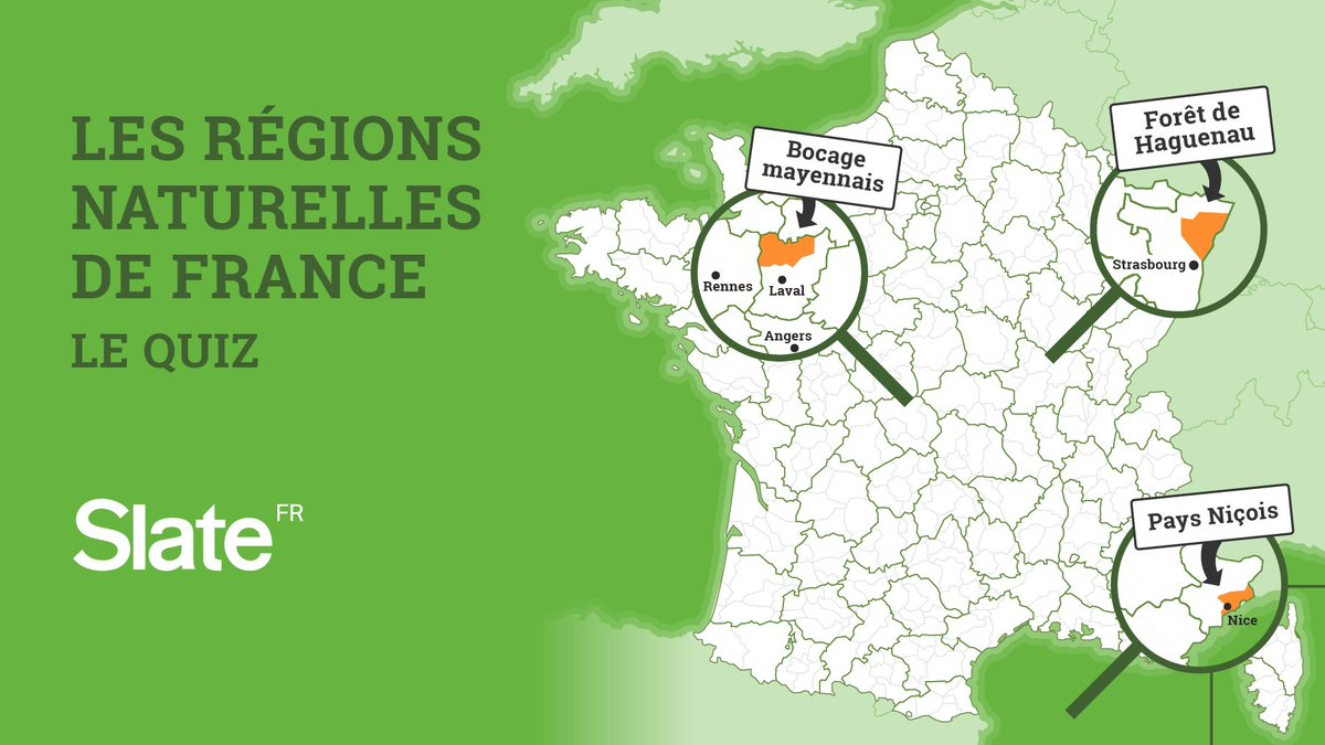 """Brice Terdjman On Twitter: """"#quiz Régions Naturelles: Êtes avec Quiz Régions De France"""