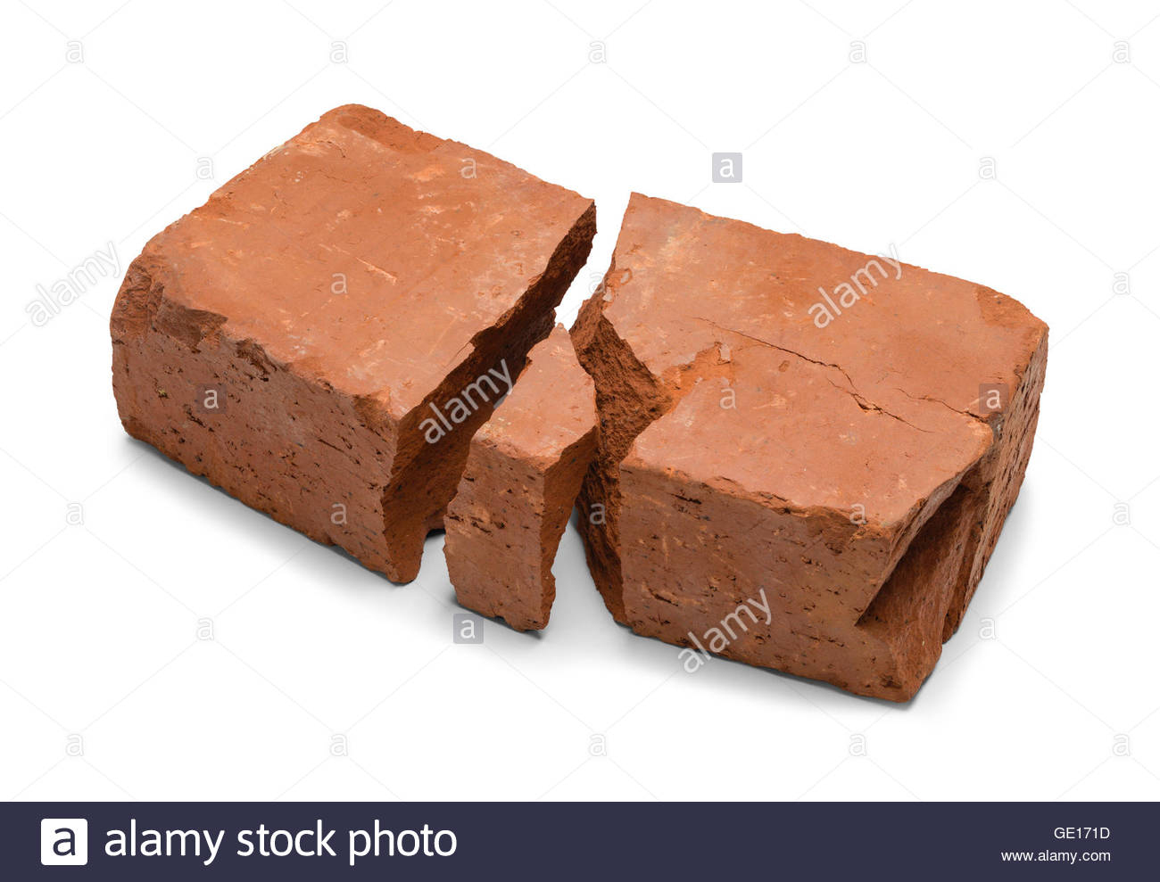 Broken Brick Photos & Broken Brick Images - Alamy encequiconcerne Casse Brick