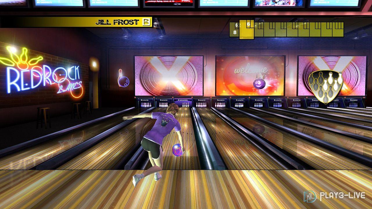 Brunswick Pro Bowling Sur Ps4, Ps3 @jvl concernant Jeux De Bouligue