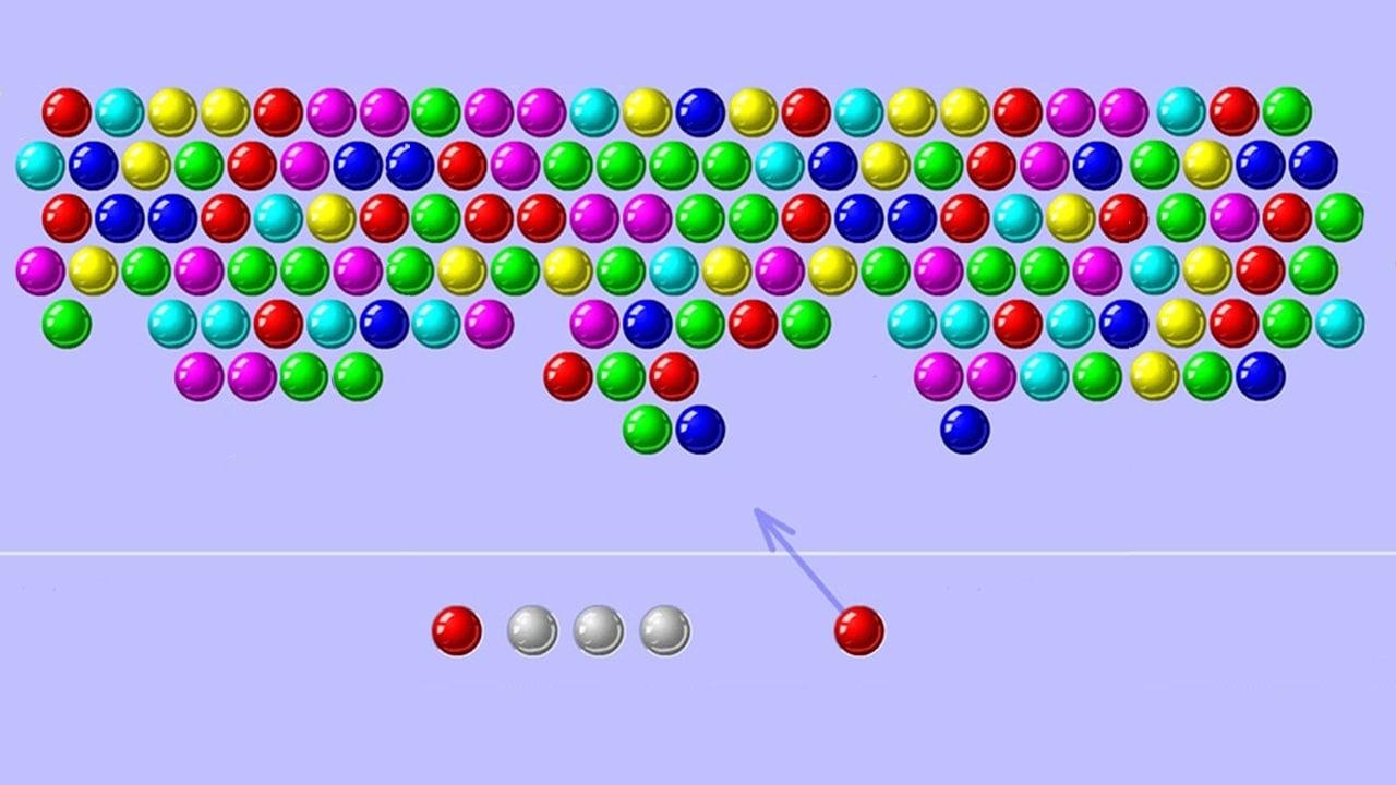 Bubble Shooter, Les Origines Et Le Principe D'un Classique avec Jeux De Billes Gratuits
