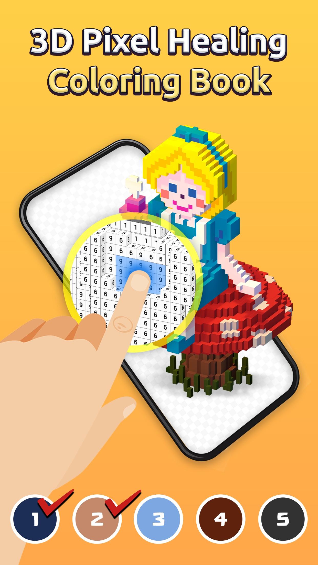 Buff Studio Procède Au Lancement Mondial De My Coloring, Un destiné Jeux De Dessin Pixel Art Gratuit