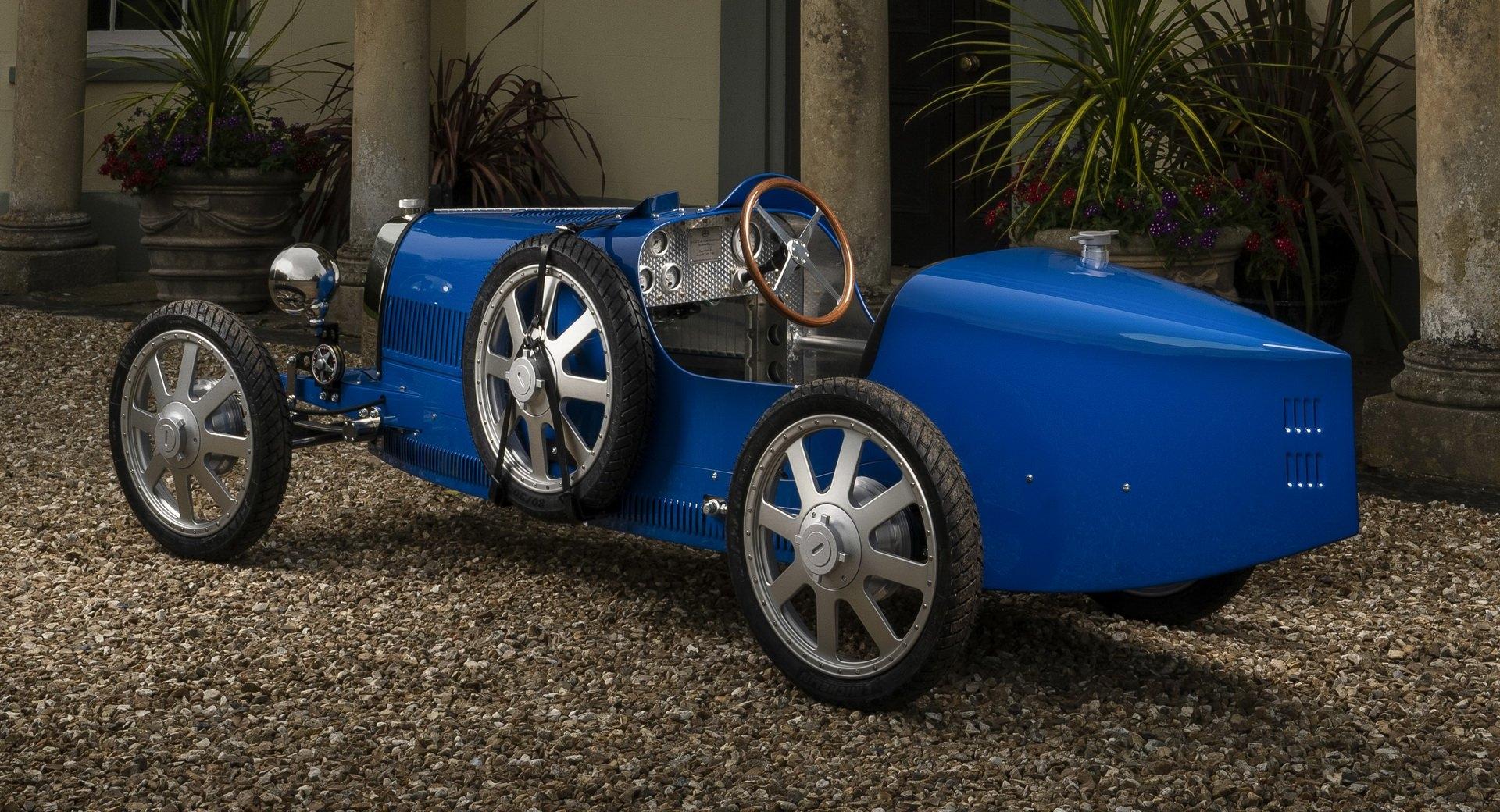 """Bugatti : Le """"jouet"""" Pour Enfant Facturé 30 000 € encequiconcerne Jouet Pour Voiture Bébé"""