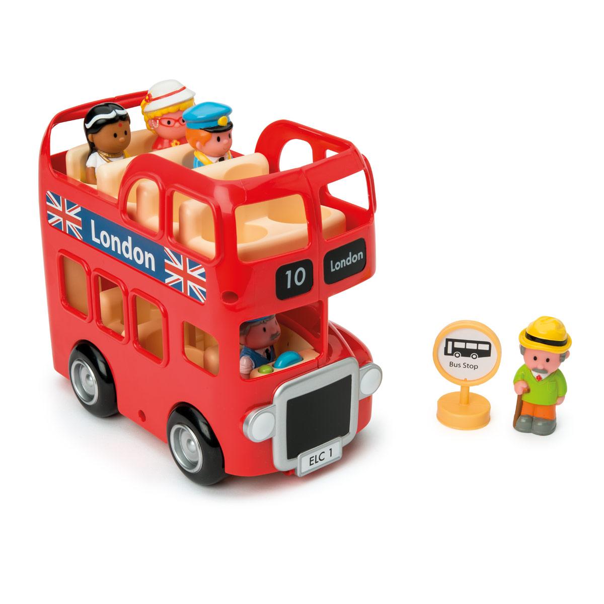 Bus Londonien Happyland tout Jouet Garçon 10 Ans