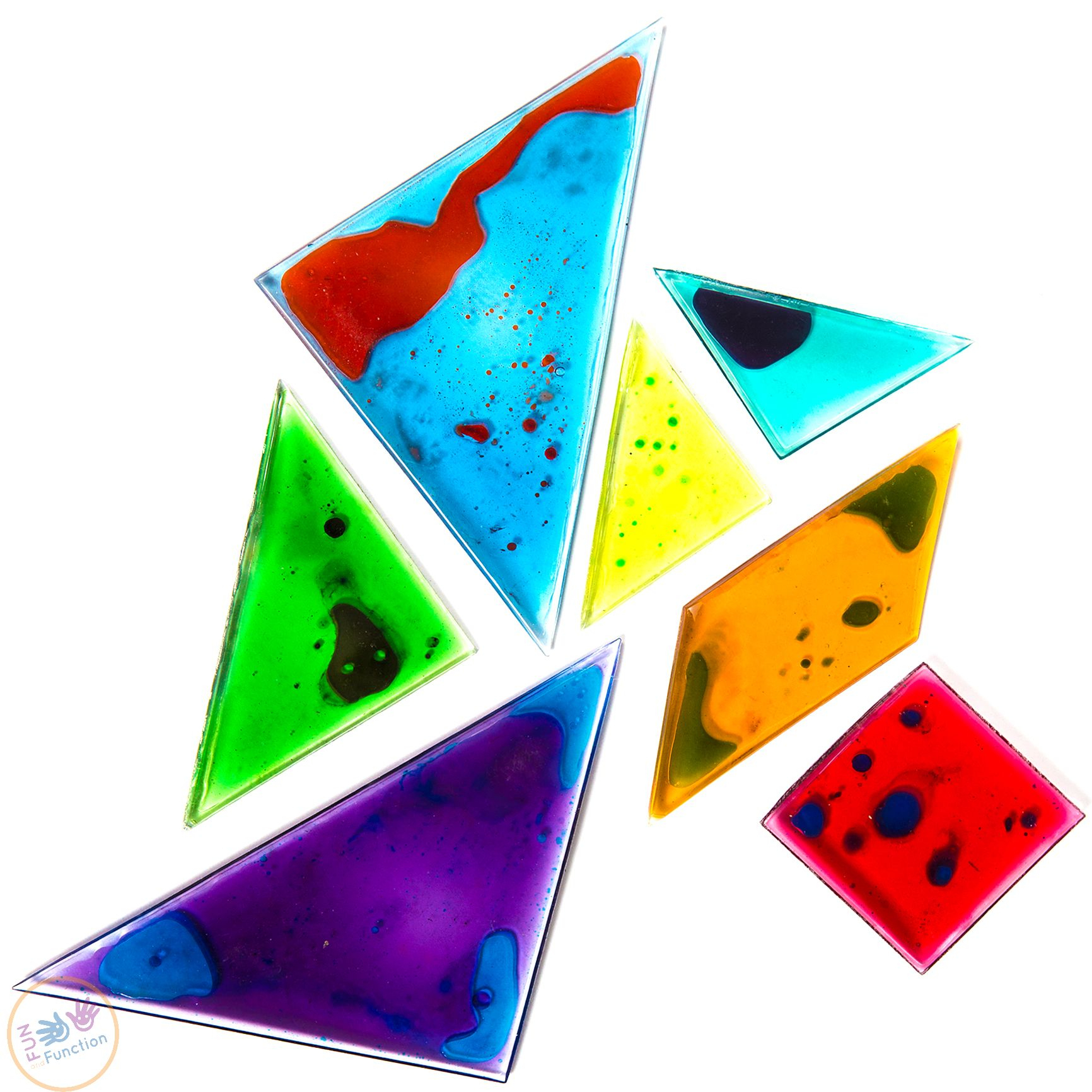 Busy Fingers Tangram Gel Puzzle | Fidget Toys | Puzzle For Special Needs  Kids à Tangram Simple