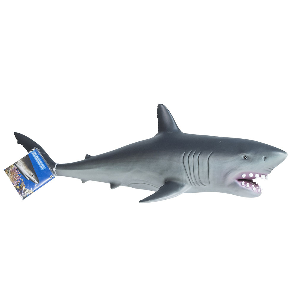 Buy Animal Planet - Grand Requin Blanc Géant For Cad 29.99 | Toys R Us  Canada encequiconcerne Jeux Gratuit Requin Blanc