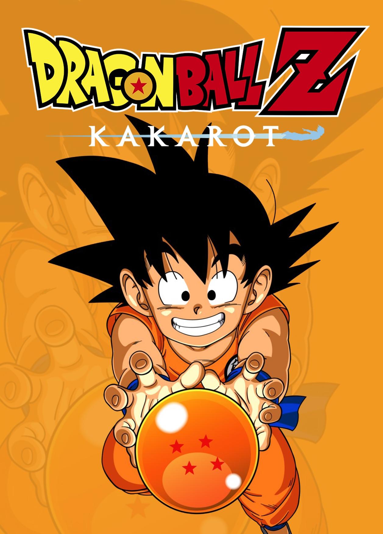 Buy Dragon Ball Z Kakarot Steam avec Dessin Animé De Dragon Ball Z