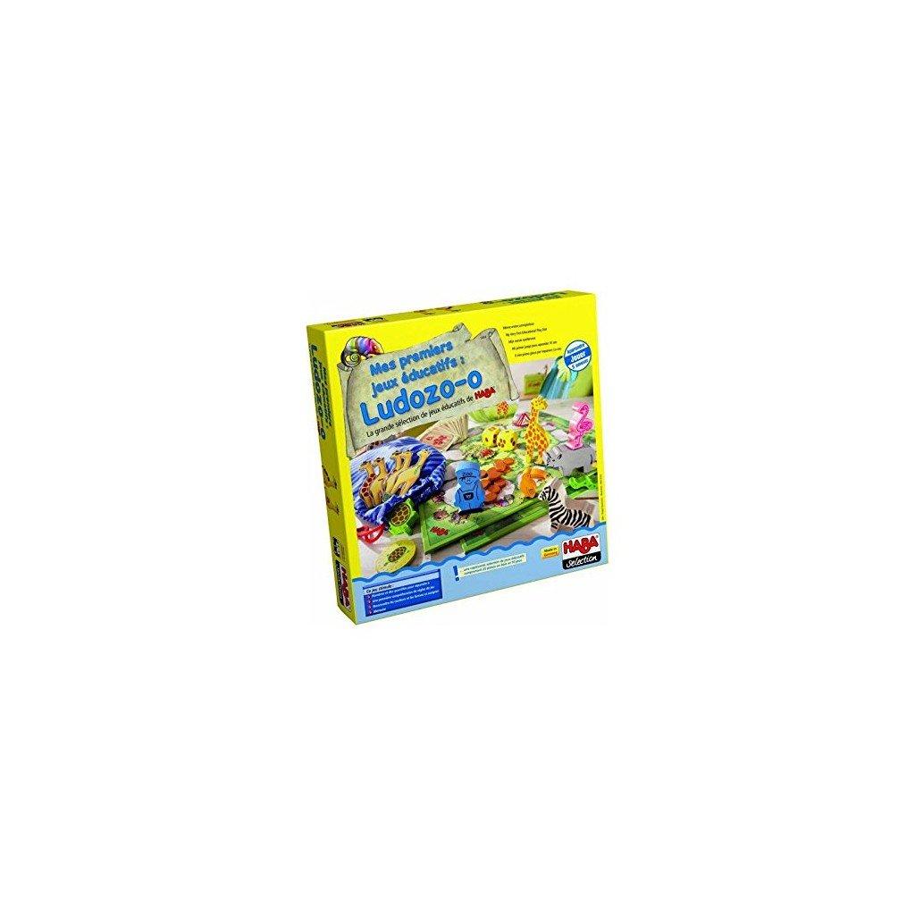 Buy Mes Premiers Jeux Educatifs: Ludozo-O - Boardgame - Haba pour Jeux Educatif Grande Section