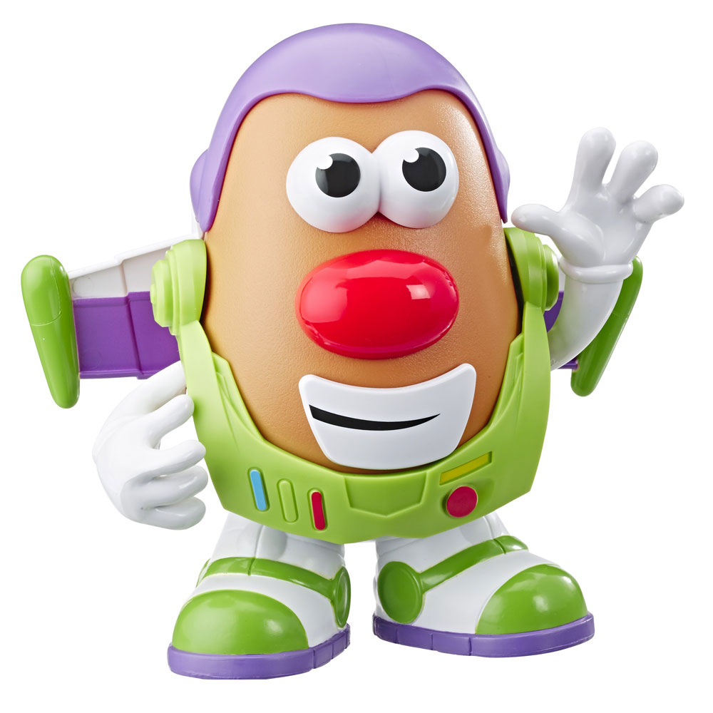 Buy Mr Po Head Disney/pixar Histoire De Jouets 4 - Figurine Patate  Lightyear For Cad 14.99 | Toys R Us Canada à Coloriage Mr Patate