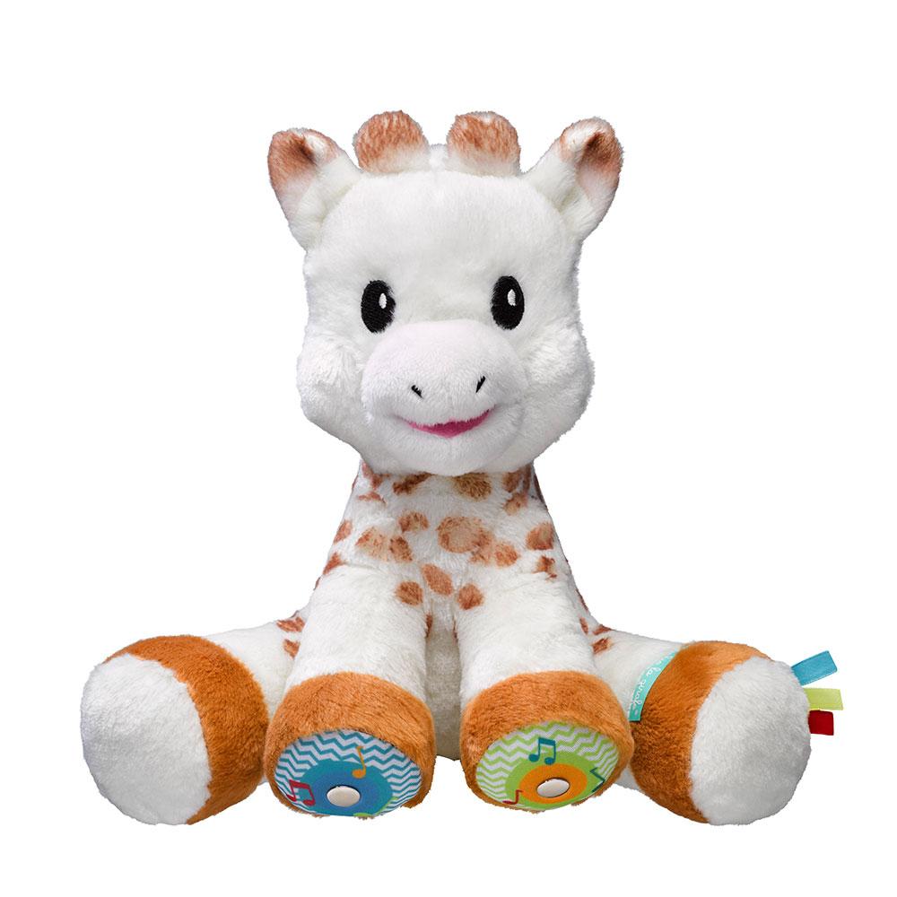 Buy Peluche Touche & Musique Sophie The Girafe . For Cad 49.99 | Toys R Us  Canada encequiconcerne Jeux De Girafe Gratuit