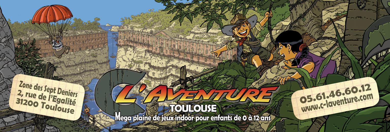 C L'aventure Toulouse | Toulouse | Accrobranche, Escape Room tout Jeux Pc Enfant