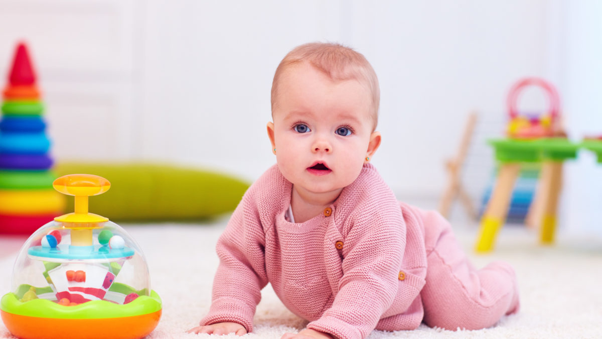 Cadeau Fille Jouet Bébé De 6 Mois, 9 Mois Et 12 Mois : Idées destiné Jeux De Petite Fille De 6 Ans