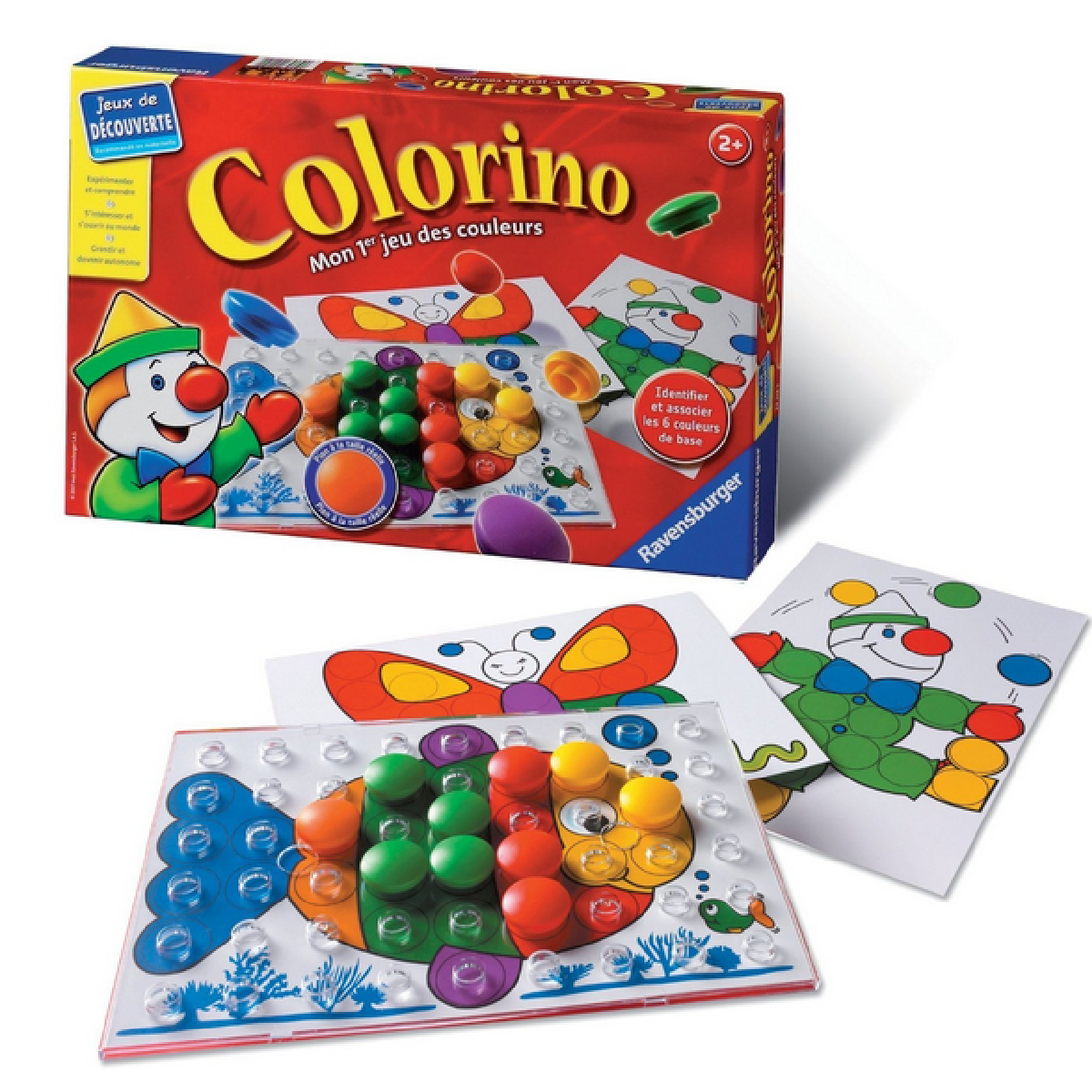 Cadeaux 2 Ouf : Idées De Cadeaux Insolites Et Originaux encequiconcerne Jeux Pour Enfant De 4 Ans