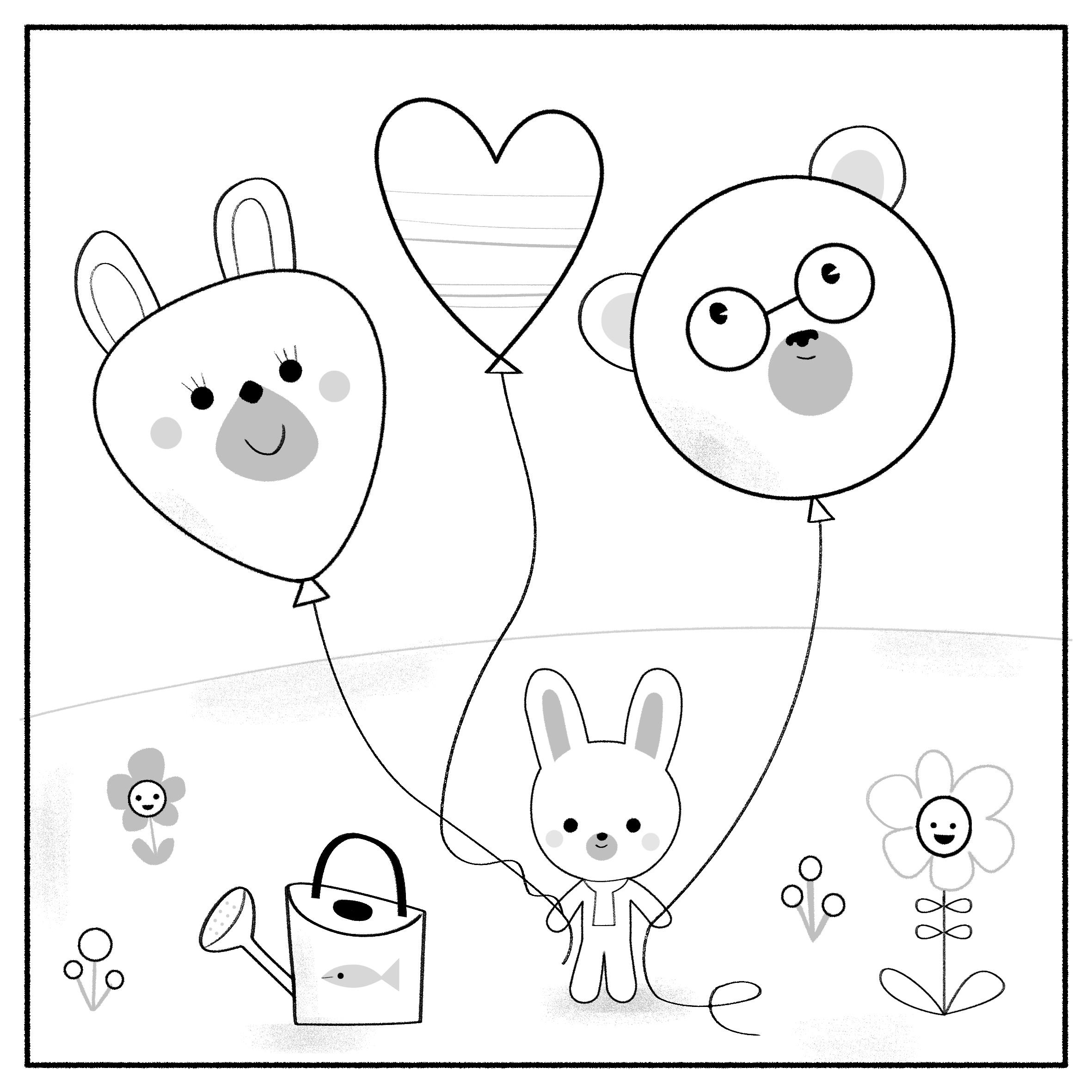 Cadeaux | Yoki Le Doudou intérieur Dessin De Doudou