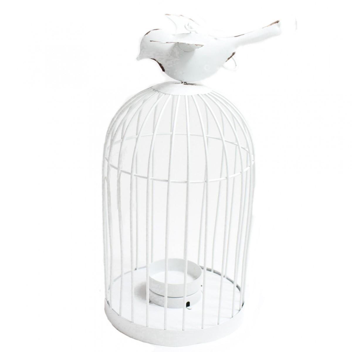 Cage À Oiseau Photophore Blanche intérieur Dessin De Cage D Oiseau