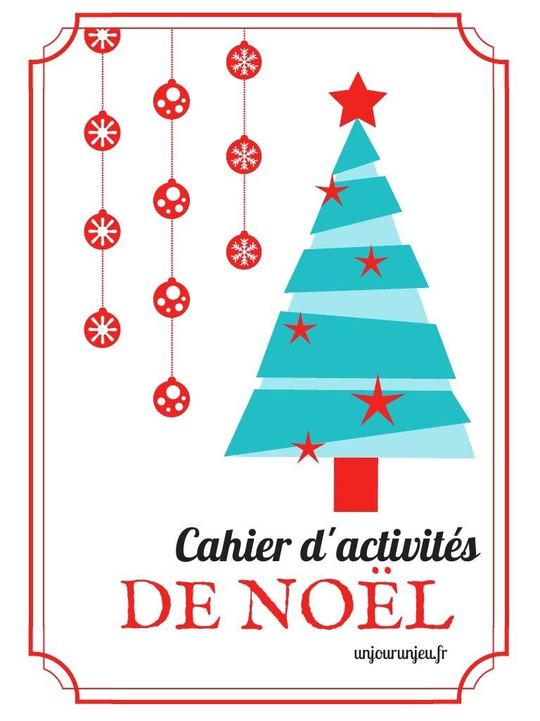 Cahier D'activités De Noël Par Contact96003 - Cahier intérieur Cahier D Activité A Imprimer