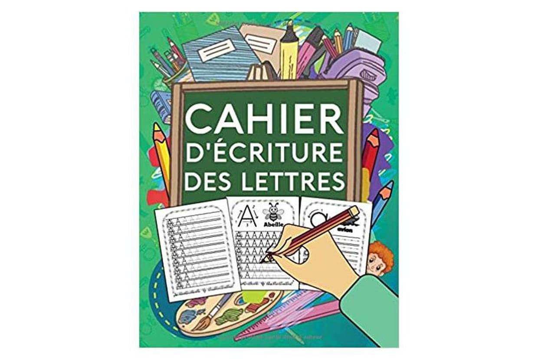 Cahier De Lecteur Et D'exercice : Apprendre À Lire, Écrire pour Apprendre A Ecrire Les Lettres