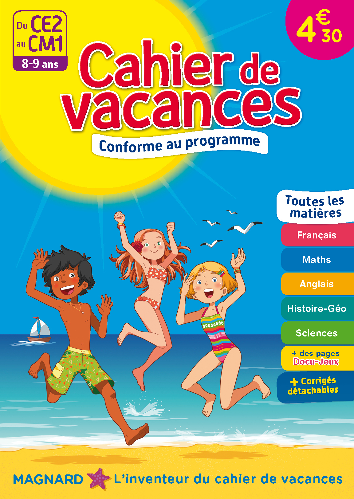 Cahier De Vacances Du Cm1 Au Cm2 Incollables Online Free tout Cahier De Vacances À Imprimer