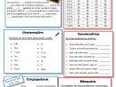 Cahier De Vacances Gratuit À Imprimer - Cm2 Vers La 6Ème dedans Journal De Vacances A Imprimer
