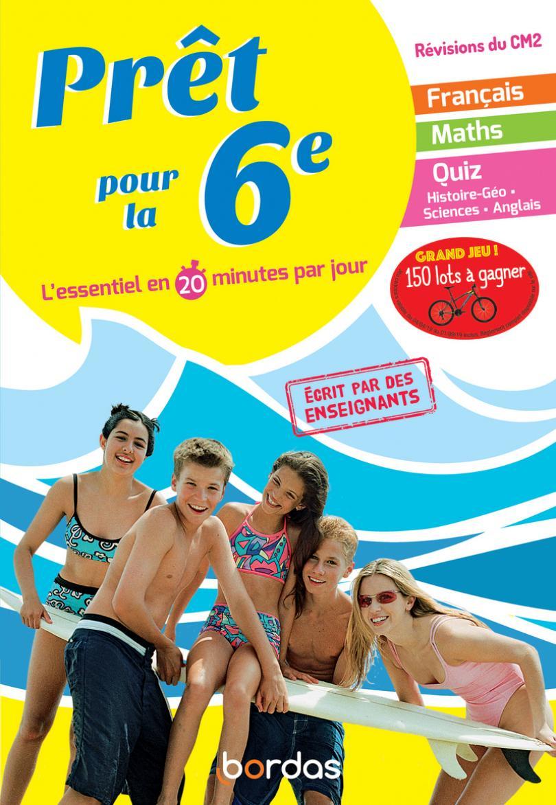 Cahier De Vacances Pret Pour La 2De Online Read   Eduruleni encequiconcerne Cahier De Vacances Gratuit A Imprimer 6Eme 5Eme