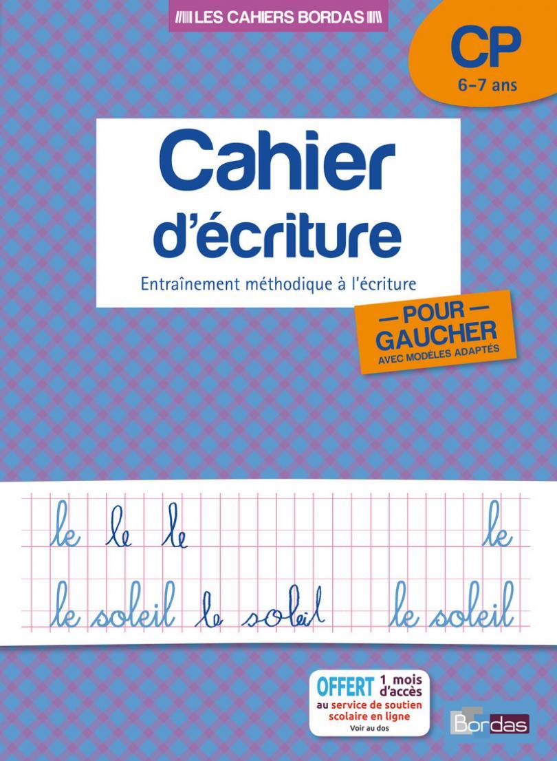 Cahier D'écriture Pour Gauchers Cp * Cahier D'activités/d serapportantà Cahier D Écriture Cp À Imprimer