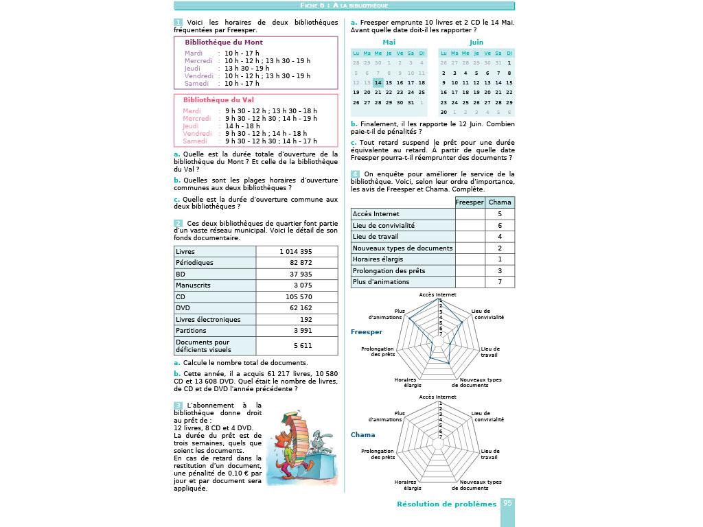 Cahier D'exercices Iparcours Maths Cm2 (Éd. 2017) avec Exercice Cm2 Gratuit