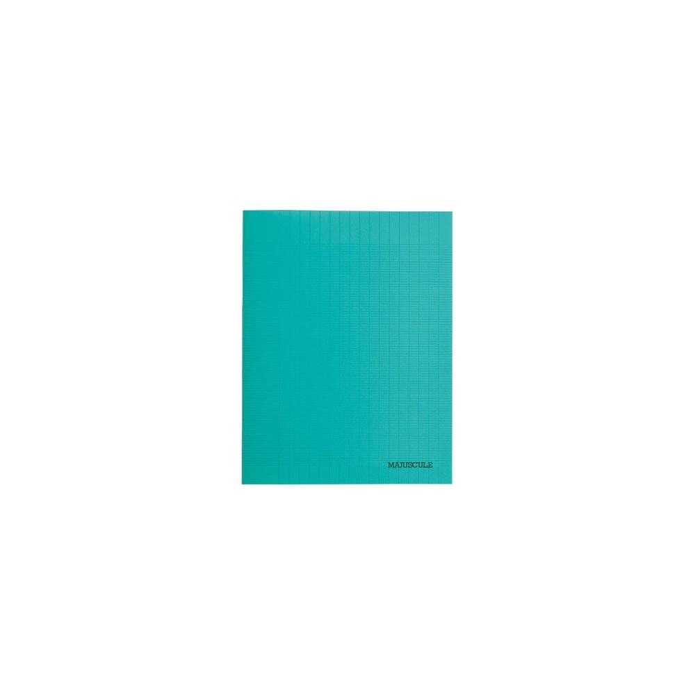 Cahier Piqure 17X22 96P Seyes Vert - Magasin Papeterie Nouméa avec Cahier Majuscule