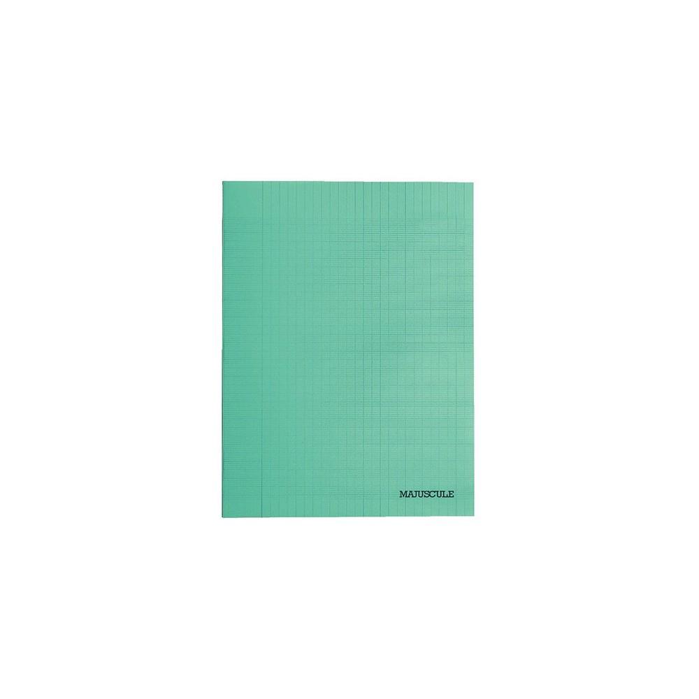 Cahier Piqure 24X32 140P Seyes Vert 90G - Magasin Papeterie Nouméa avec Cahier Majuscule