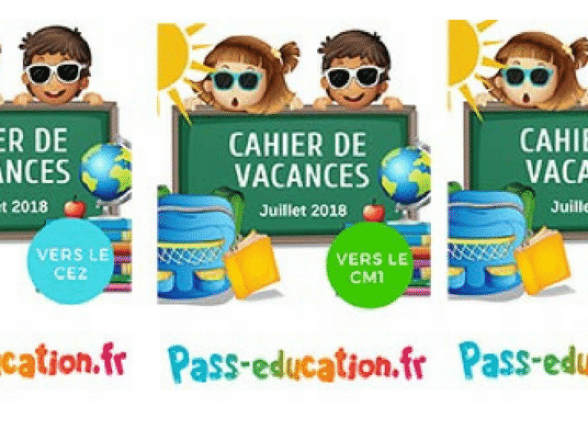 Cahiers De Vacances Gratuits À Imprimer • Mes Échantillons avec Carnet De Vacances À Imprimer