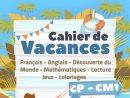 Cahiers De Vacances Gratuits À Imprimer Sur Hugolescargot encequiconcerne Cahier Coloriage A Imprimer
