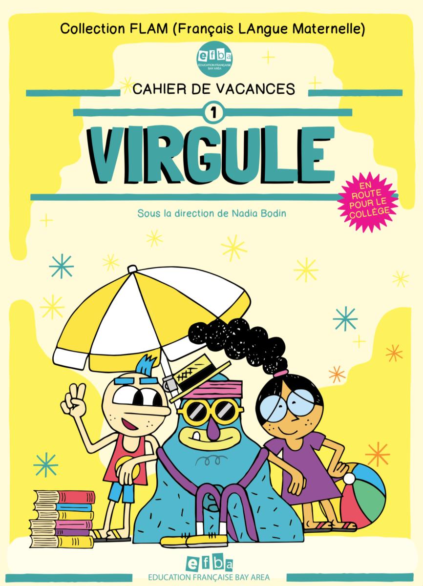Cahiers Flam – Efba tout Cahier De Vacances Maternelle Gratuit A Imprimer