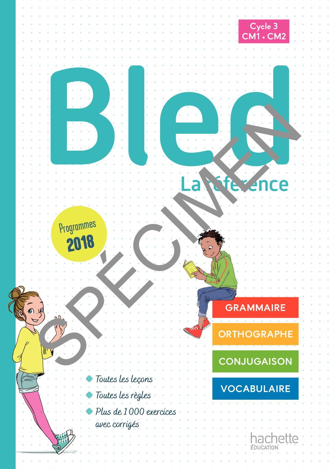 Calaméo - Bled Cm1/cm2 - Édition 2020 à Rebus A Imprimer Gratuitement