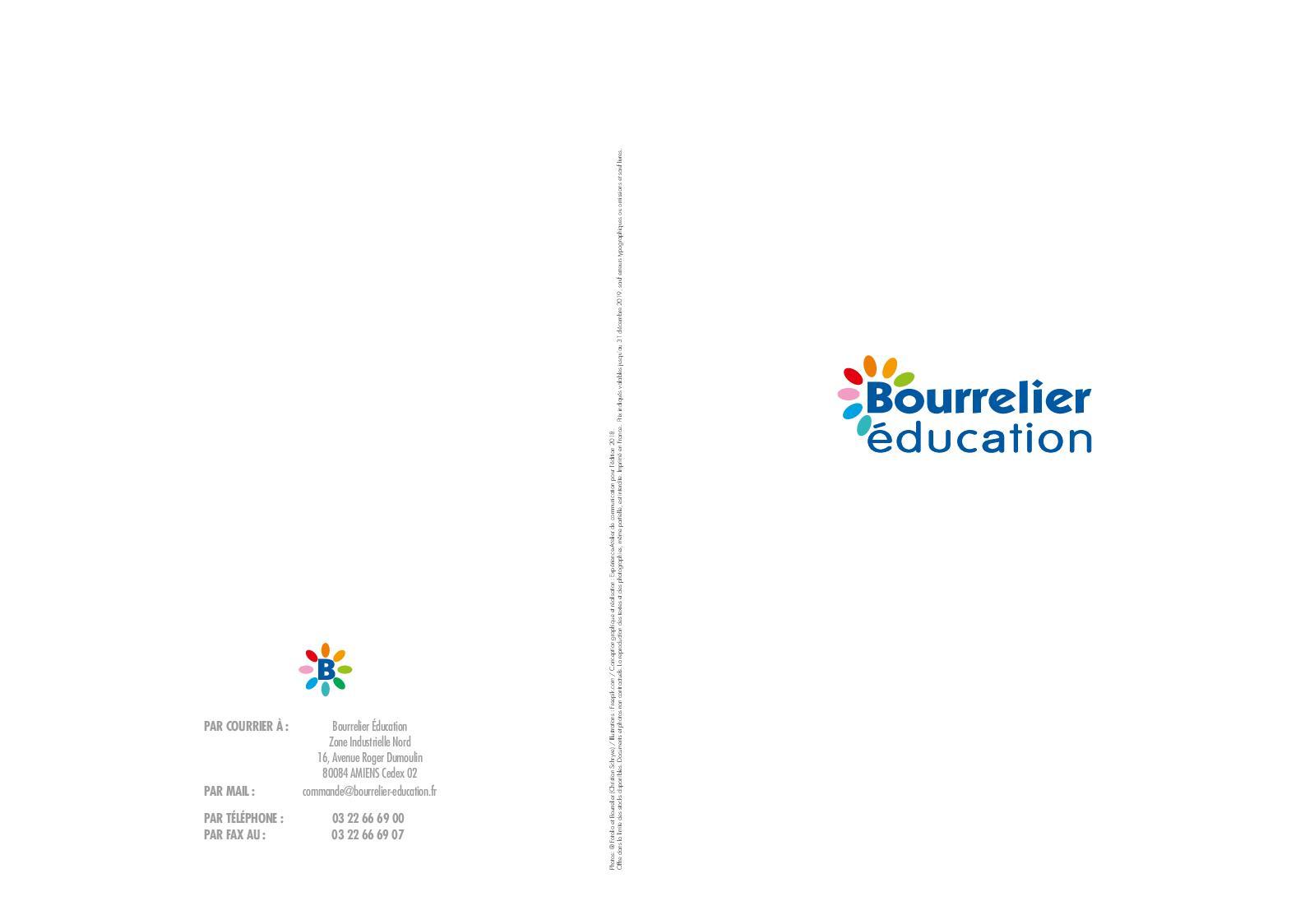 Calaméo - Bourrelier 2019 Catalogue Élémre Web Pages 2 283 pour Sudoku Maternelle À Imprimer