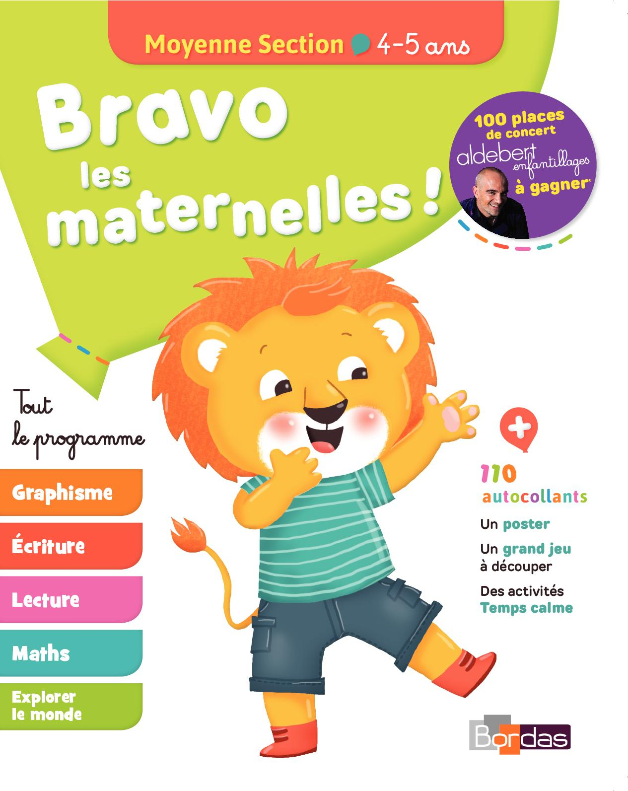 Calaméo - Bravo Les Maternelles Moyenne Section tout Jeux Maternelle Moyenne Section