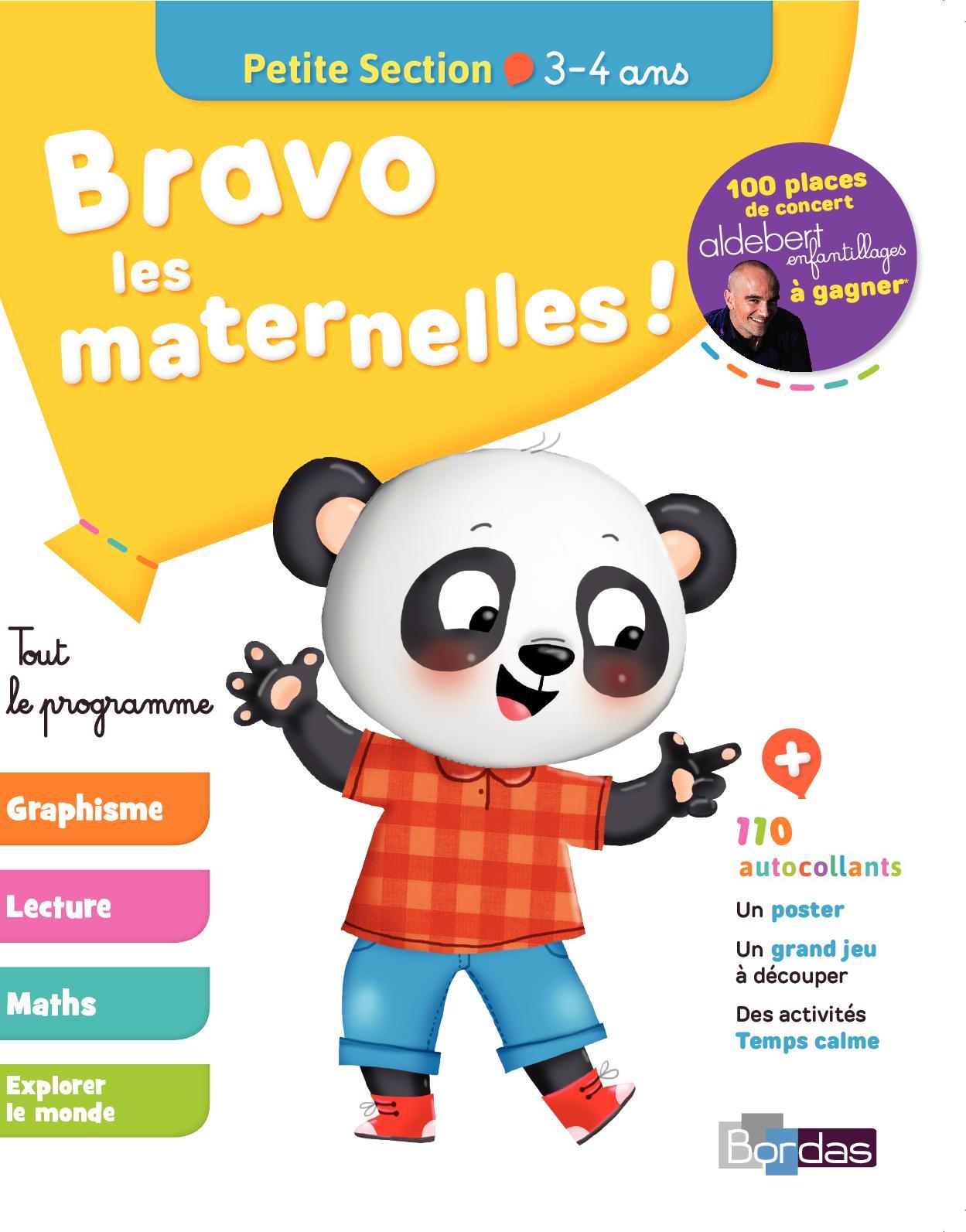 Calaméo - Bravo Les Maternelles Petite Section intérieur Graphisme En Petite Section