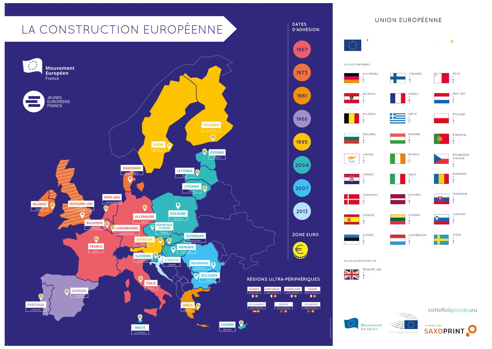Calaméo - Carte Construction Européenne avec Carte Construction Européenne