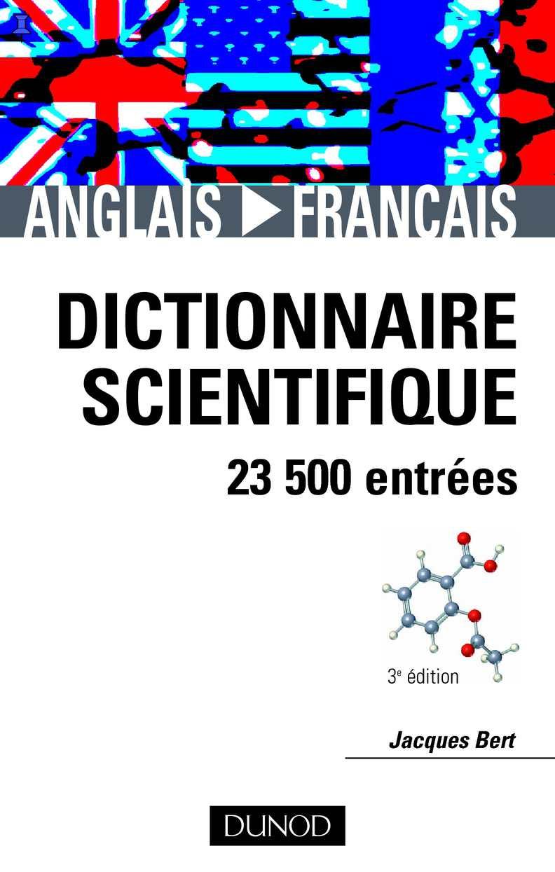 Calaméo - Dictionnaire Scientifique Anglais-Français avec Dictionnaire Des Mots Croisés Gator